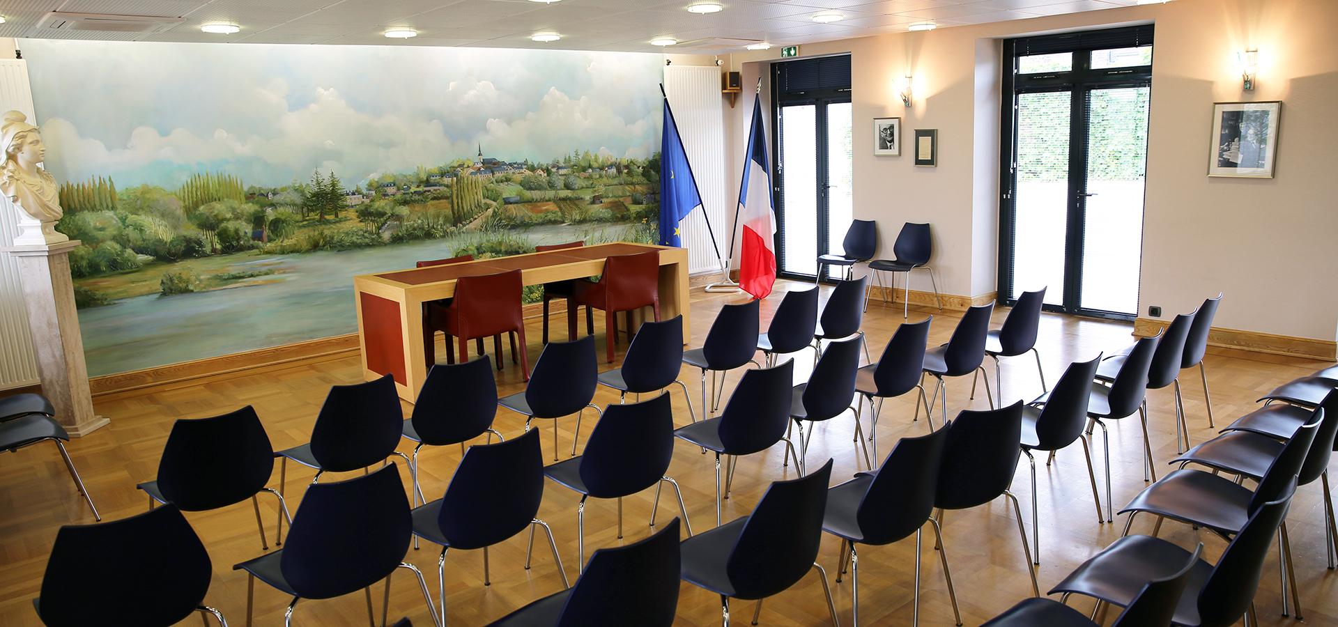 Salle de mariage de La Chaussée Saint-Vitor