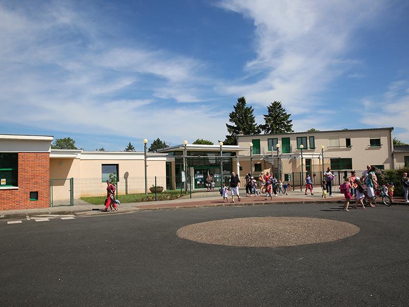 École Maternelle La Chaussée Saint-Victor