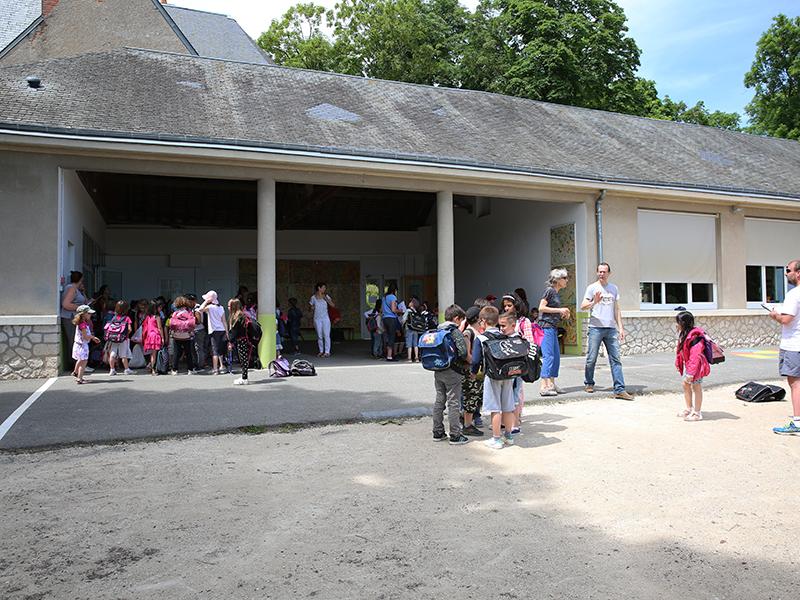 École primaire de la Chaussée Saint-Victor