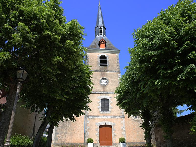 Eglise de la Chaussée Saint-Victor