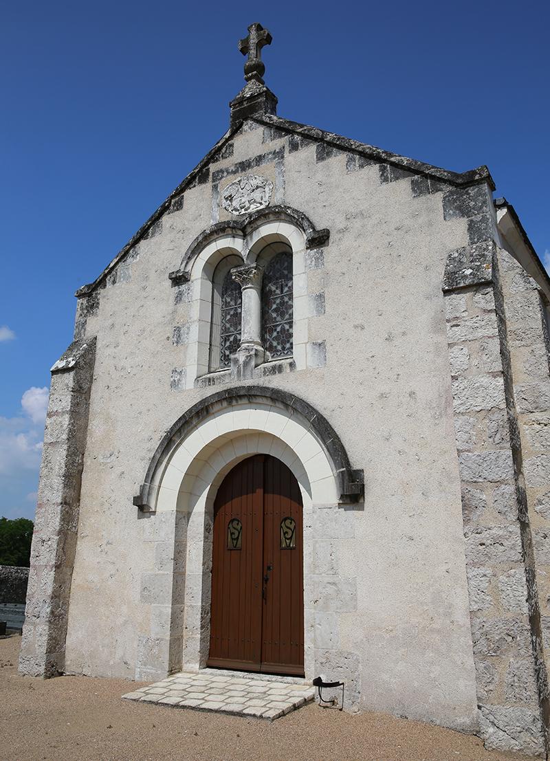 La chapelle du cimetière