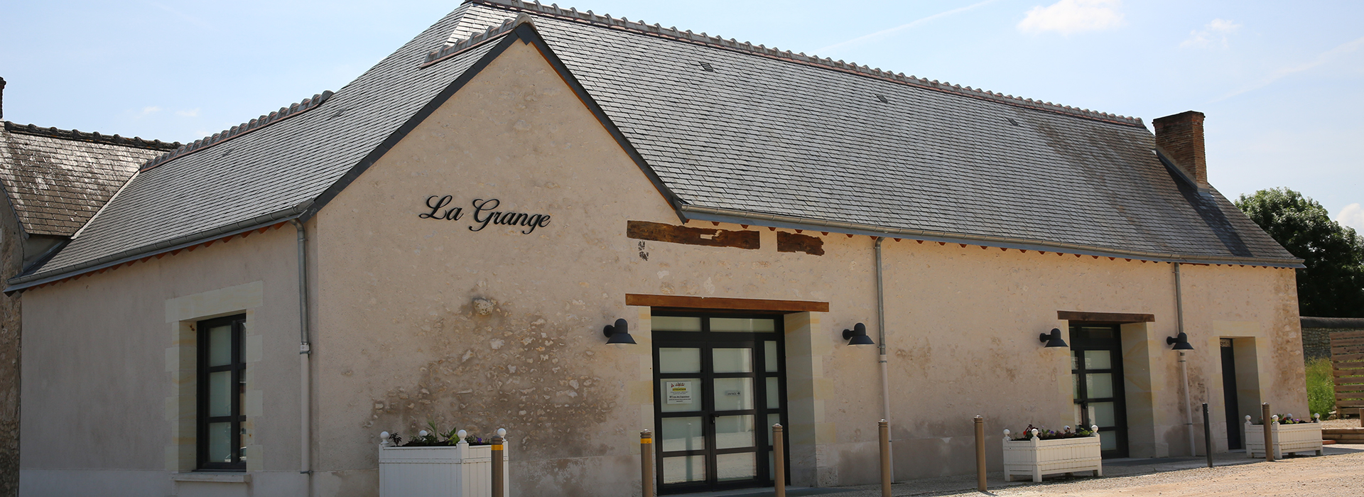 La Grange location de salle La Chaussée Saint-Victor