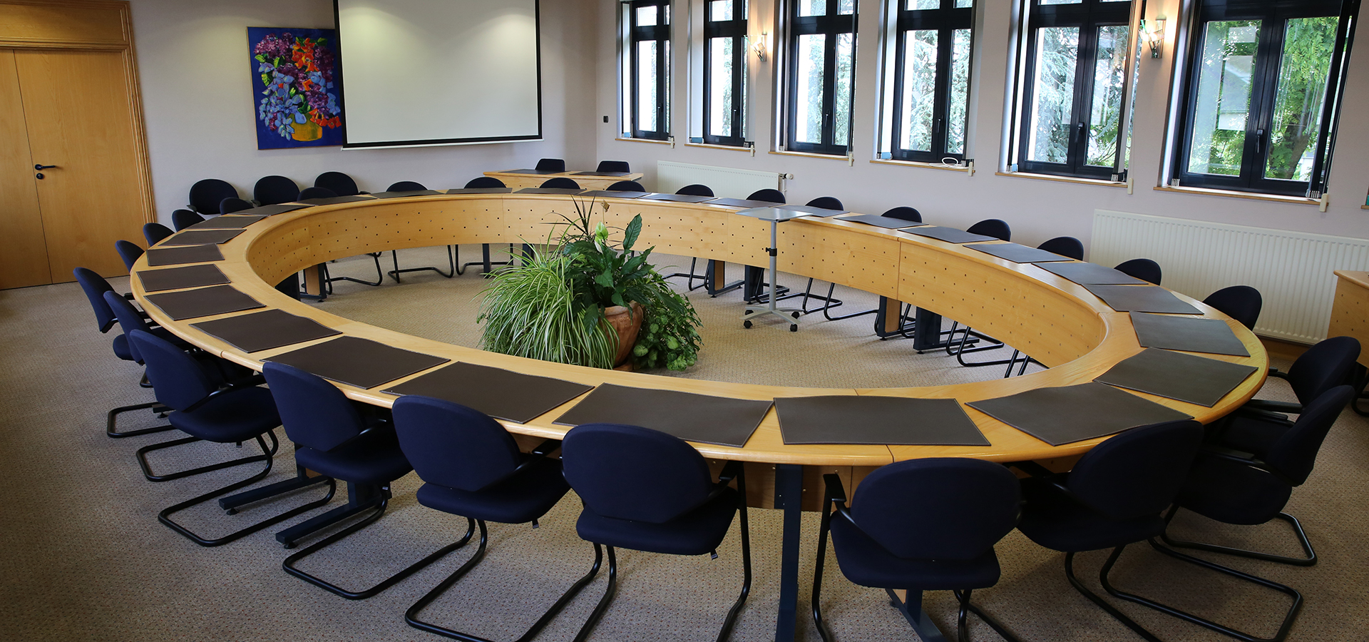 Salle des conseillers municipaux